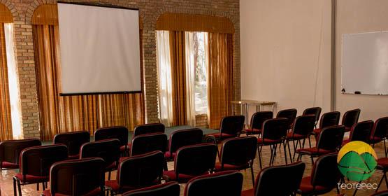 TEOTEPEC - Salon de eventos